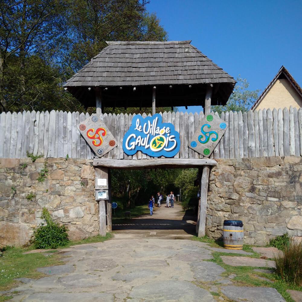 parc loisir village gaulois